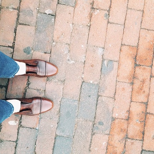 New kicks #madewell #datenight #vscocam