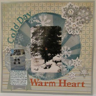 Cold Day Warm Heart