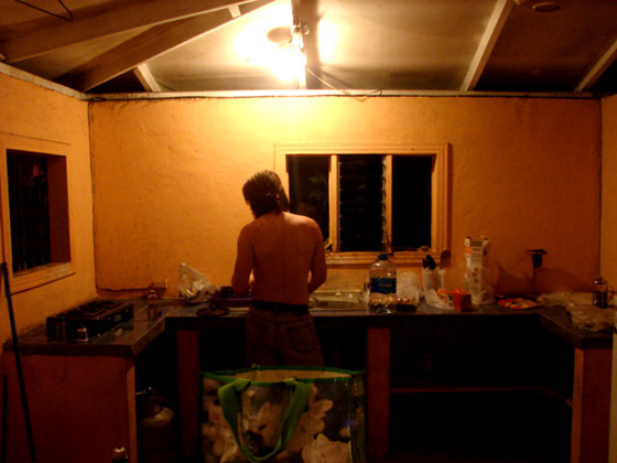 Daniel-at-work-in-the-Irie-Zone-kitchen
