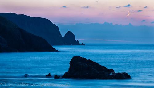 uk greatbritain sea coast scotland highlands europe european unitedkingdom britain scottish highland coastal environment british sutherland capewrath kervaig