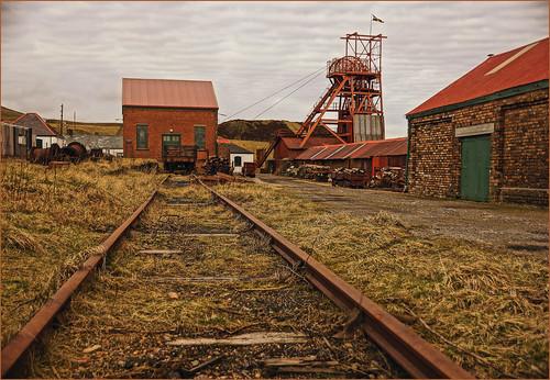 southwales mine sony rail pit coal bigpit dram blaenavon