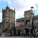 Shaftesbury Town Hall & St Peters Church by Chalkie_CC