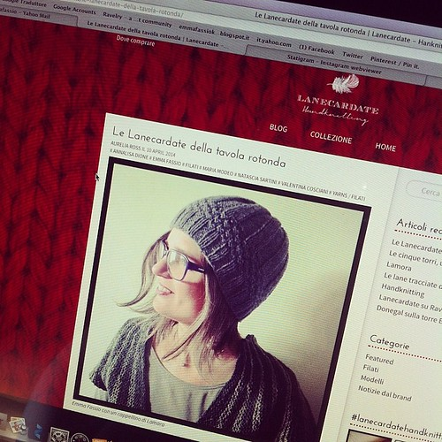 Wow:) on handknitting.lanecardate.com blog :))))))