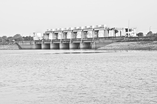 From 1990 onwards, the Ujjain Municipal Corporation (UMC) slowly stopped lifting water from the Kshipra due to increasing pollution levels. In 1992, UMC switched over to the Gambhir dam on the Gambhir river, a tributary of the Kshipra, located 18kms from Ujjain to cater to the drinking water need of the city.
