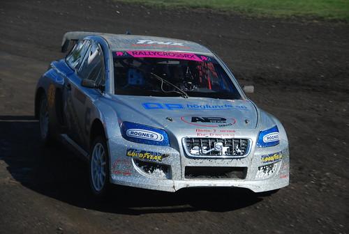 FIA World Rallycross Championship, Lydden Hill 2014
