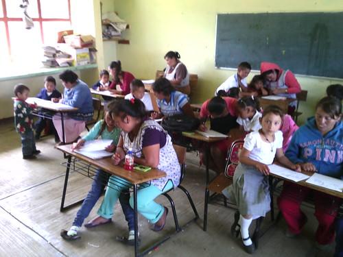 PARTICIPACION ACTIVA DE LOS PADRES DE FAMILIA