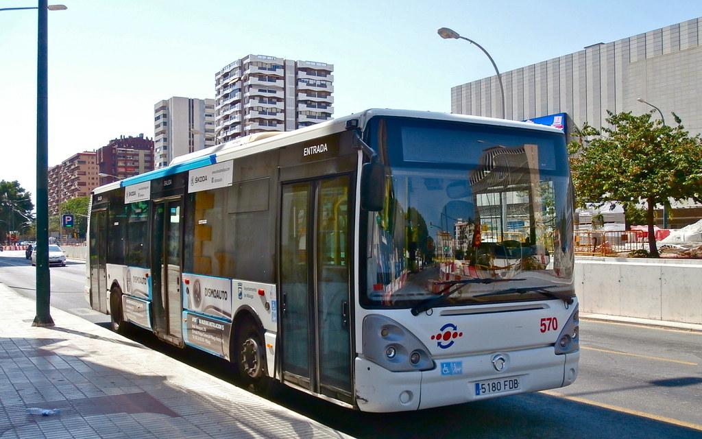 Autobuses de catalunya 39 s most interesting flickr photos for Oficina emt malaga