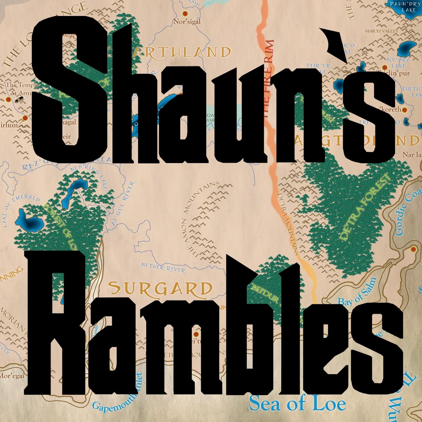 Shaun's Rambles