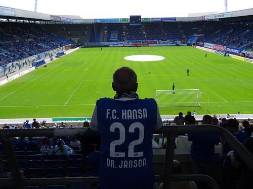 Hansa Rostock v Werder Bremen II