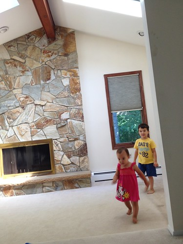 1st Day New House 2015
