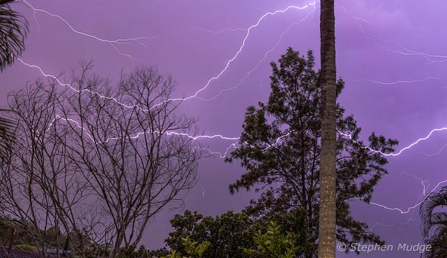 Brisbane storm 13Feb17