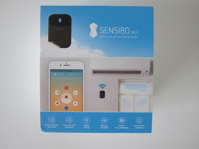 Sensibo Sky - Box Front