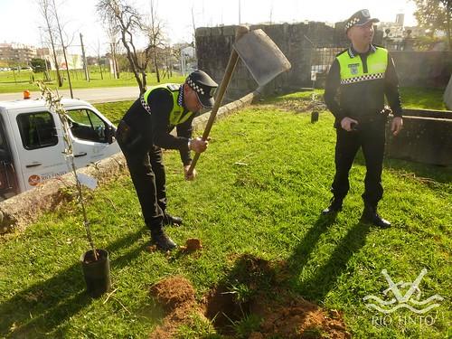 2017_03_21 - Plantação de Árvores pela PM GDM (4)