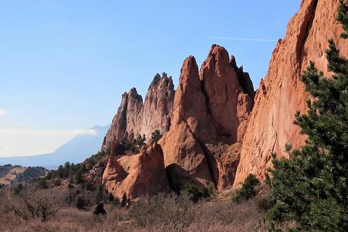 citypark park gardenofthegods coloradosprings colorado redrocks rock formations centralgarden