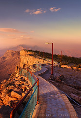 Sunset hour, Gorakh Hill