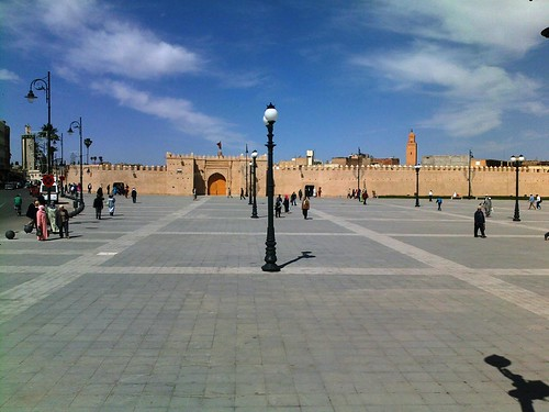 Place Sidi Abdel Wahab ساحة سيدي عبد الوهاب2905201318985