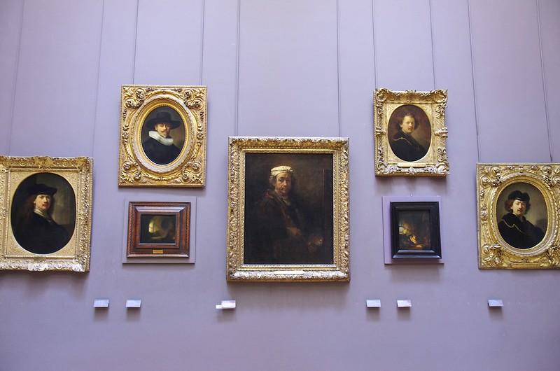 レンブラント Rembrandt