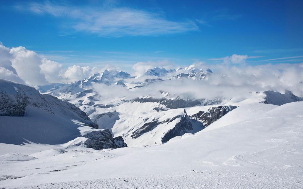 Vorab Gletscher - Laax