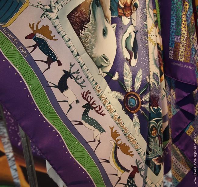 999 silk scarf