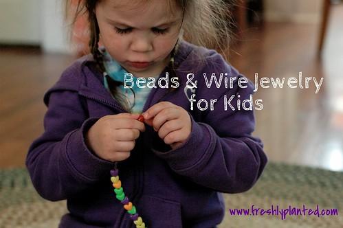 Beads & Wire Jewelry