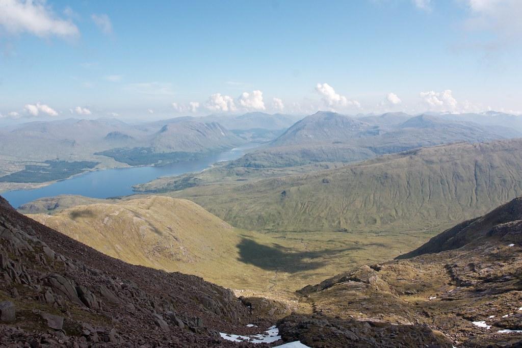 Across Glen Noe to Loch Etive