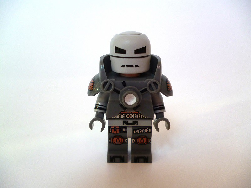 01 - Lego Custom Iron Man Mark 1 | Flickr - Photo Sharing!