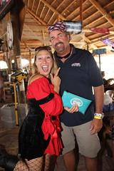 Key Largo Fun Run Raised $35,000! Eileen and Mark Fischer