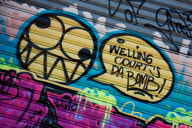 Welling Court 2013