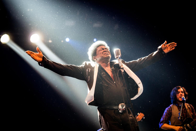 Charles Bradley and his Extraordinaires @ Rock Werchter 2013 (Jan Van den Bulck)