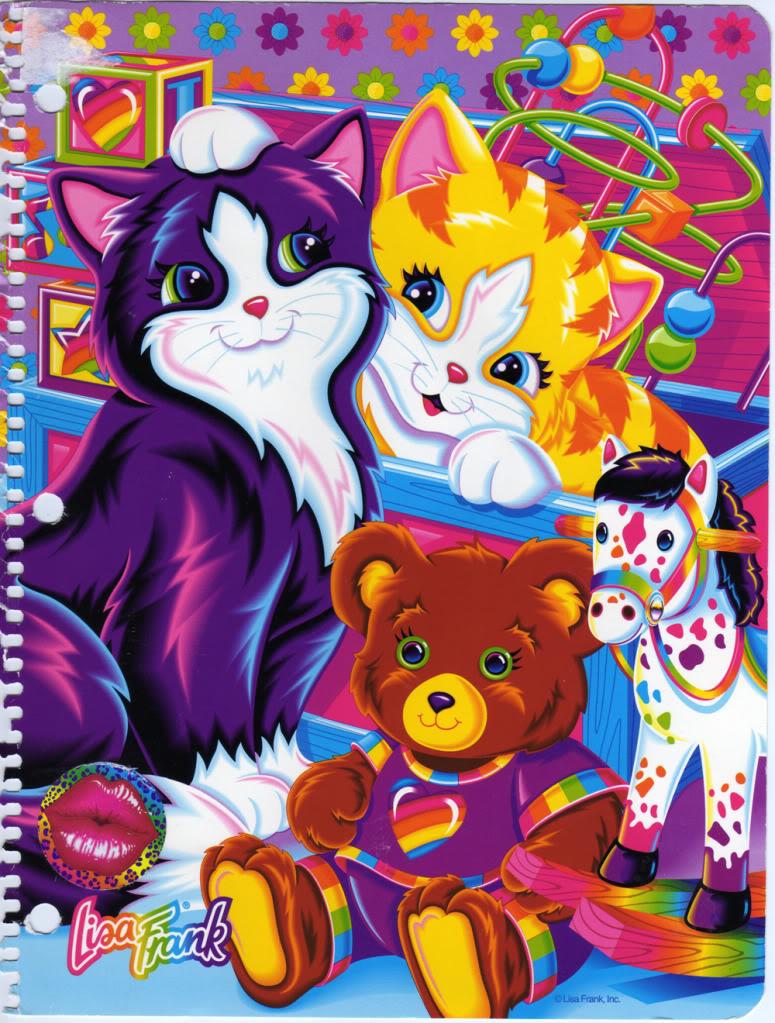 kitties teddy bear