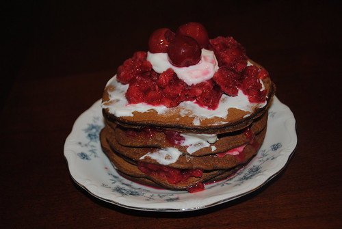 black forest cake pancakes (5)