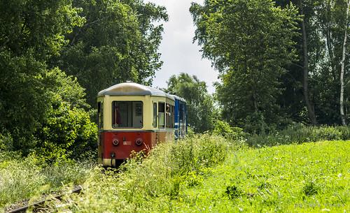 Schmalspurbahn, JHMD by Zdenek Papes