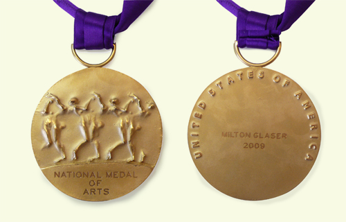 2009 National medal of Arts