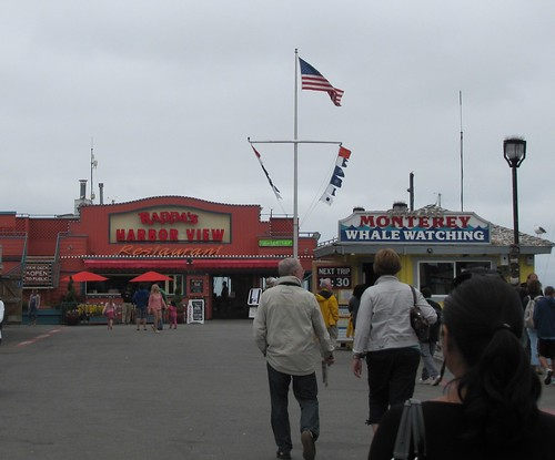 Rappa's Seafood Restaurant on Old Fisherman's Wharf