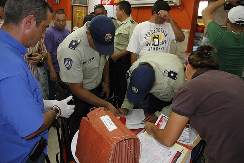 Inspección Sanitaria Terminal de Maracaibo (7)