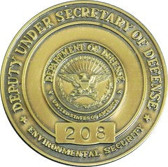 Under Secretary of Defense medal