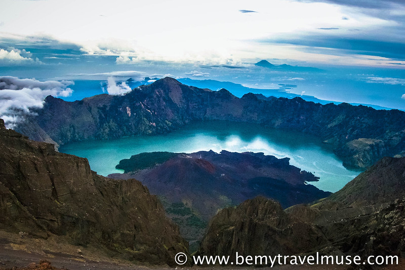 mt rinjani trek reviews