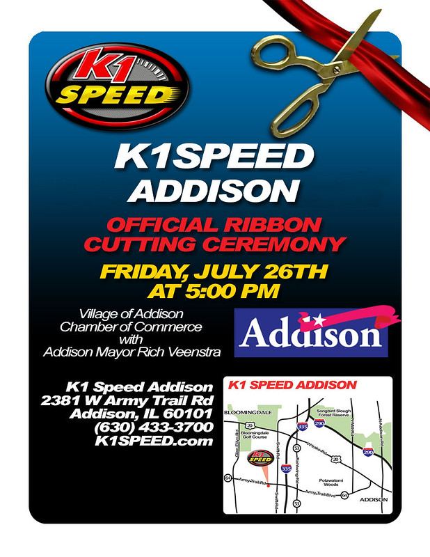 9352812564 e9b405b80c c K1 Speed Addison Official Ribbon Cutting Ceremony!