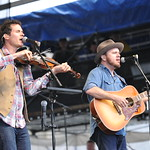 Old Crow Medicine Show at Newport 2013