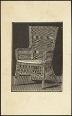 Wakefield Rattan Co., manufacturers of rattan furniture, children's carriages, mats, baskets, Kurrachee rugs, etc. (front)
