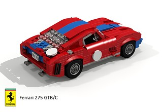Ferrari 275 GTB/C Berlinetta