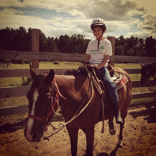 Horse-camp-o-rama!