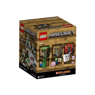 LEGO 21105 Box Side