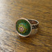 Sylvan Forest Gazing Bowl Ring