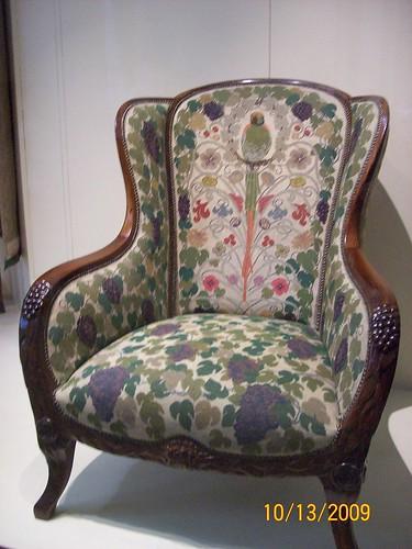 musee d'orsay - art nouveau chair