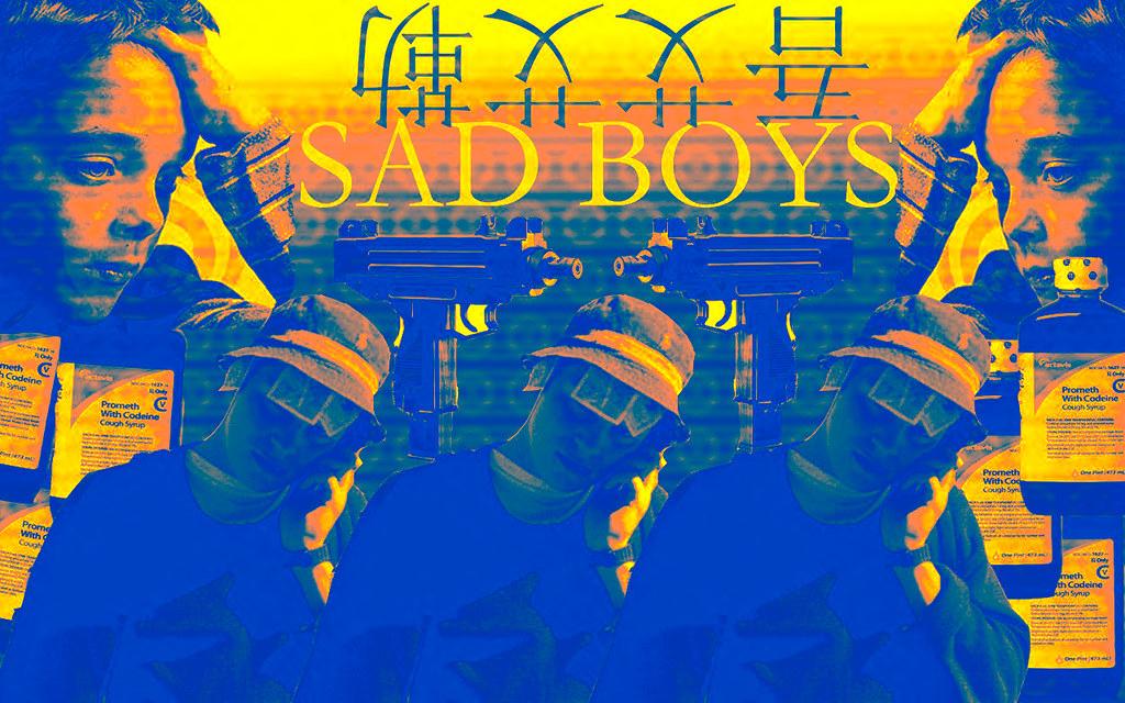 Sad Boys Wallpaper I Made