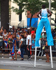 West Indian American Day Carnival Parade 2013, Brooklyn, New York City