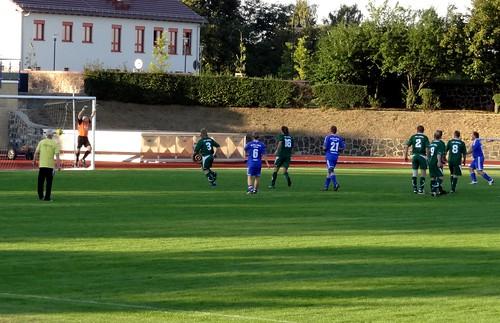 TSV Leuna 1919 v Blau-Weiß Zorbau (Veterans)
