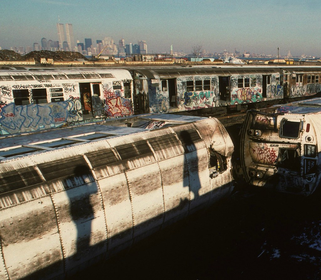 NY in the 80s 300