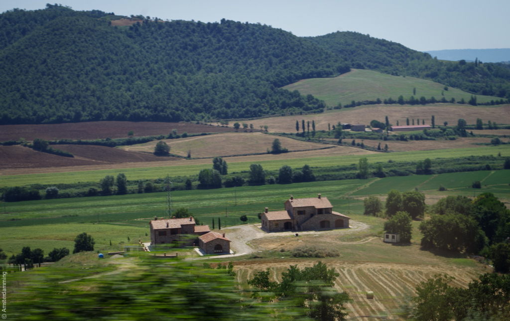 Italy, Umbrian Landscape